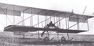 Short S.27 - An Improved S.27 series airplane with extended upper wing.