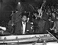 In de serie Jazz at the Philharmonica in het Concertgebouw optreden van het O…, Bestanddeelnr 910-2887.jpg