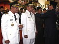 Inauguration of Umar as Deputy Regent 2010.jpg