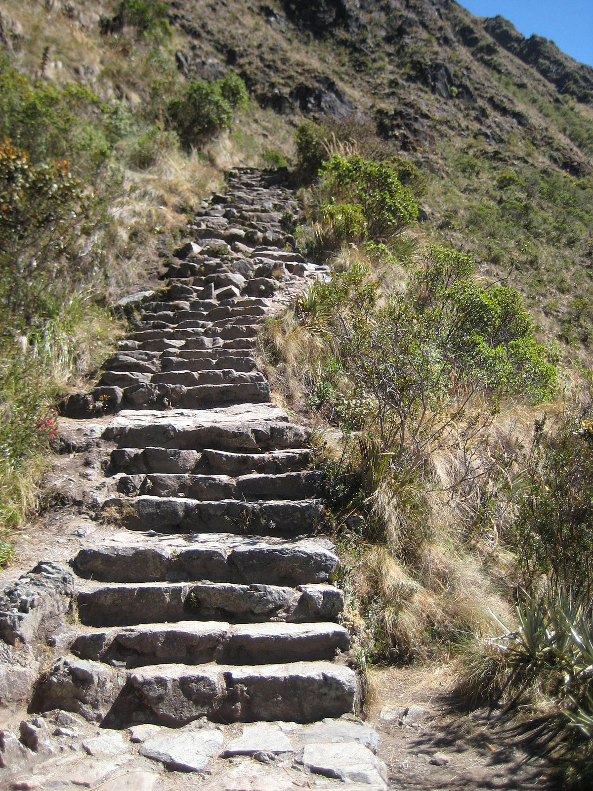 Inca Trail Travel Guide At Wikivoyage
