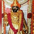 Indian goddess with golden dress.jpg