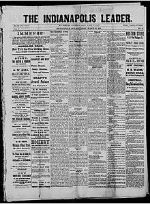 Indianapolis Leader - Wikipedia