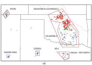 200917 Oklahoma earthquake swarms  Wikipedia