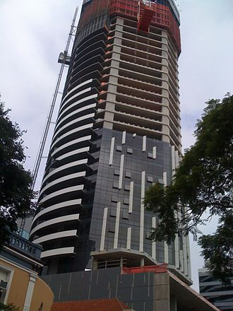 Infinity Tower (Brisbane) - Image: Infinity Tower (Brisbane)