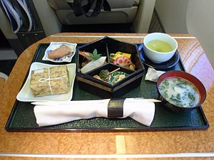 "Airline Meals of Japan Air Lines ""Domesti..."
