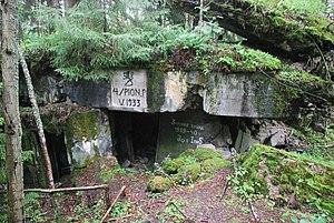 Mannerheim Line - Bunker Ink5 (2011)