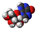 Inosine 3D spacefill.png