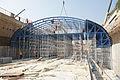 Installation Russian Mobil Formwork System Stalform for underground construction 02.jpg