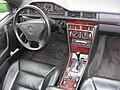 Intérieur Mercedes 500E (W124.036).jpg