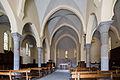 Intérieur de l'église Sainte-Anne, Huez, France.jpg