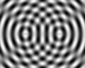 Interferring waves two stimulators simulation.png
