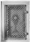 interieur, sacristie met smeedijzeren deur - zundert - 20226193 - rce