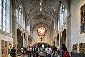 Interior of église des Cordeliers de Nancy 09.jpg
