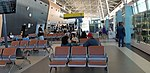 Interior of Kazan' International Airport, 2-nd floor.jpg