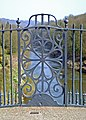Ironwork detail, Ironbridge - geograph.org.uk - 1535678.jpg