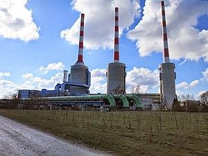 Kraftwerk Irsching – Wikipedia