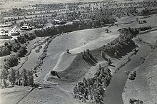 Iru fort in Estonia, 1924