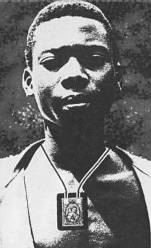 Isidore Bakanja - Image: Isidor Bakanja