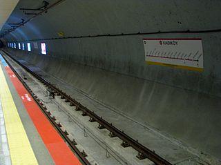Kadıköy (Istanbul Metro) metro station