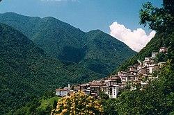 Italian town Pagnona.jpg