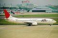 JA8996 B737-446 JAL Express NGO 20MAY03 (8415546011).jpg
