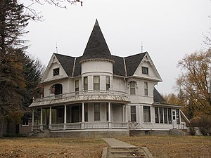 National Register of Historic Places listings in Redwood County, Minnesota - Image: JA Anderson House