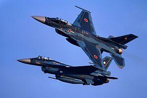 6th Tactical Fighter Squadron (JASDF) - 6 Sqn Mitsubishi F-2As