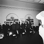 JFK - Meeting with the Foreign Minister of Argentina, Dr. Carlos Manuel Muñiz 06.jpg