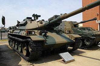 Type 74 - Type 74 Tank