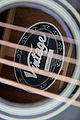 JHS Encore Vintage® VCB430TBK acoustic bass guitar label.jpg