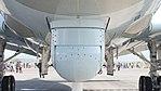 JMSDF P-1(5504) HAQ-2 EO IR sensor front view at Kanoya Air Base April 30, 2017.jpg