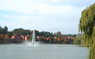James Madison University - Newman Lake