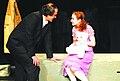 Ja ili neko drugi, drama, Boris Isaković i Marija Medenica, foto M. Polzovic.jpg