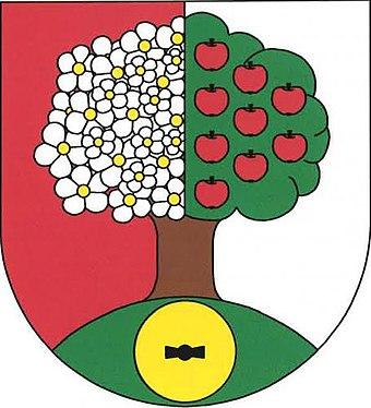 File:Jablonná CoA.jpg (Source: Wikimedia)