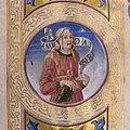 Jacopo filippo argenta e martino da modena, graduale XIII, 1480-1500 ca, 13 sibilla cumana.jpg