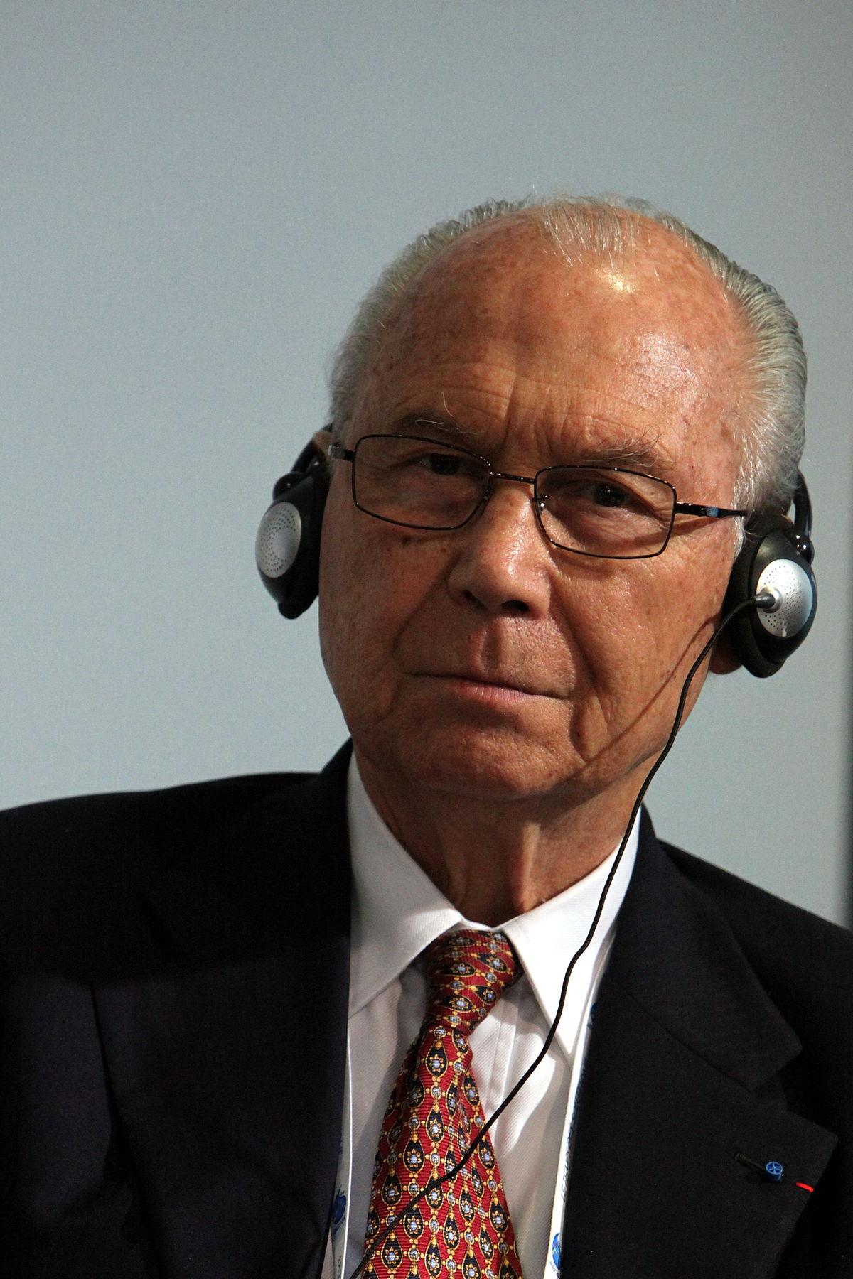 Jacques Oudin (homme politique) - Wikipédia