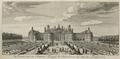 Jacques Rigaud. Autre vue du chateau royal de Chambord du cote du parterre.png