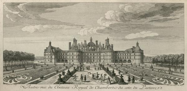 Jardins De Chambord Wikipedia