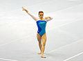 Jade Barbosa, floor routine, 2007.jpg