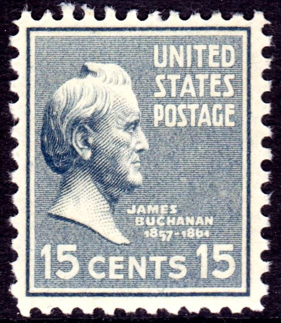 James Buchanan 1938 Issue2-15c
