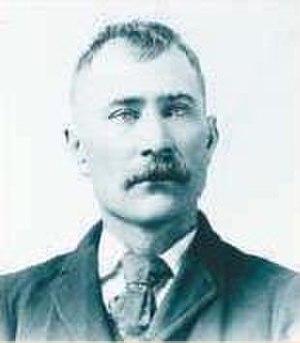 James Ross (Alberta politician) - Image: James ross (alberta politician)