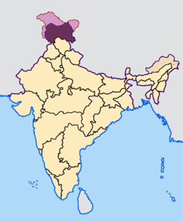 2004 Indian general election in Jammu and Kashmir