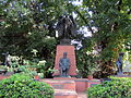 Jamsetji N Tata(1839 - 1904) Monument.jpg