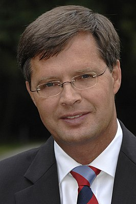 Jan Peter Balkenende in 2006