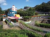 Japan cycle sports center, Cycle densha, 20110919.jpg