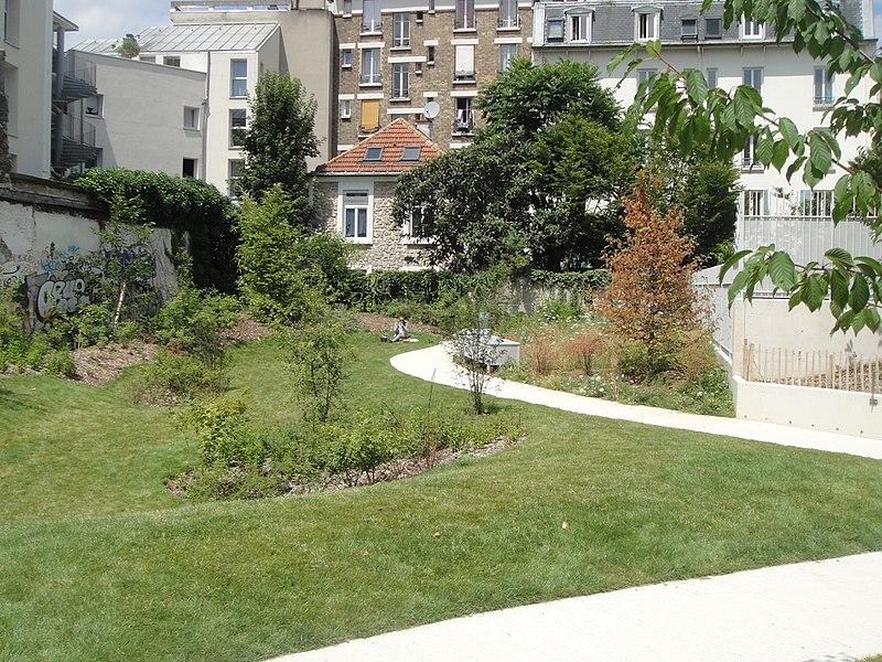 Fichier:Jardin Léon-Zyguel - Paris 20 (1).jpg
