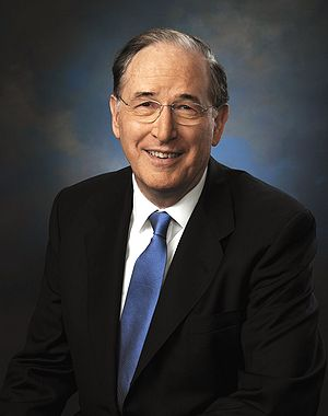 Official photograph of Jay Rockefeller, U.S. S...