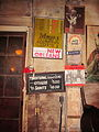 Jazz Campers at Preservation Hall Sock Monkey Sign.jpg
