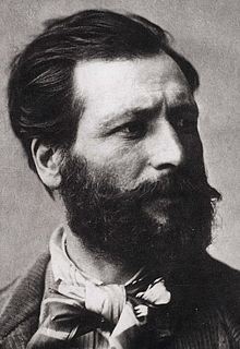 19th-century French sculptor and painter