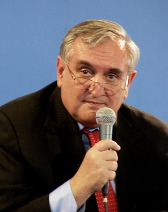 European Parliament election, 2004 (France) - Image: Jean Pierre Raffarin par Guillaume Kretz